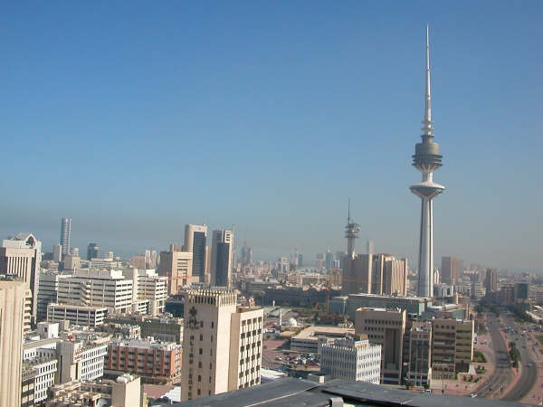 kuwait-city-skyline
